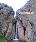 آبشارشیران واقع در استان آذربایجان شرقی