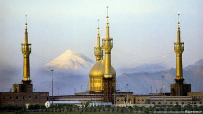 آرامگاه سید روحالله خمینی