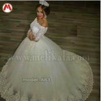 لباس عروس ژورنال 2016 مدل A63